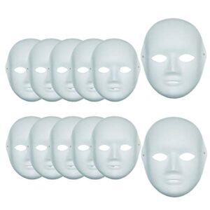 Máscaras Blancas Pintar Aproveite A Oferta Aqui