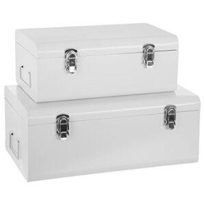 Deseja Comprar Cofre Madera Blanco Vintage Veja Nossas Ofertas