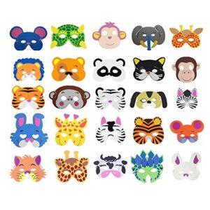 Máscaras Niños Animales As 7 Vendas Mais Populares Este Mês Na Internet