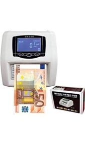 Contador De Billetes Y Detector Billetes Falsos As 9 Vendas Mais Populares Este Mês Na Internet