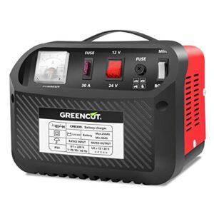 Cargador Bateria Coche 12v 24v Profesional Melhores Ofertas Para Comprar On Line