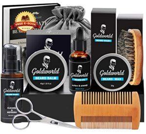 Você Está Procurando O Melhor Preço Para Comprar Kit Barba Cuidado Para Hombres Profesional Oferecer Aqui