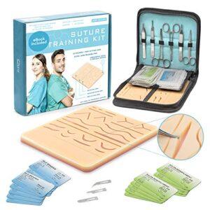Melhor Preço Em Kit De Sutura Odontologia. Pagamento Seguro . Frete Grátis