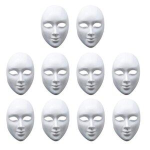 Máscaras Blancas Para Pintar Ler Opiniões Antes De Comprar