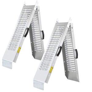Você Está Procurando O Melhor Preço Para Comprar Rampas Para Coches Aluminio Oferecer Aqui