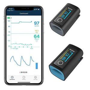 Deseja Comprar Medidor Saturacion Oxigeno Bluetooth Confira Nossas Ofertas