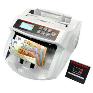 Contador De Billetes Con Detector Ler Opiniões Antes De Comprar