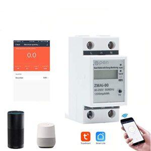 Aproveite O Preço De Contador Electrico Wifi Emylo Ao Comprar Online