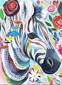 Pintura Por Numeros Animales As 9 Vendas Mais Populares Este Mês Na Internet