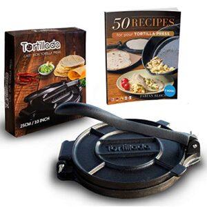 Prensa Para Tortillas 25 Cm O Melhor Para Comprar Na Internet Facilmente