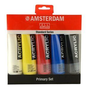 Melhores Preços Em Pintura Acrilica Amsterdam. Compra 100 Segura . Frete Grátis