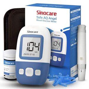Você Está Procurando O Melhor Preço Para Comprar Medidor De Glucosa En Sangre Sinocare Oferecer Aqui